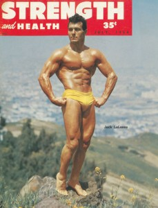young Jack LaLanne