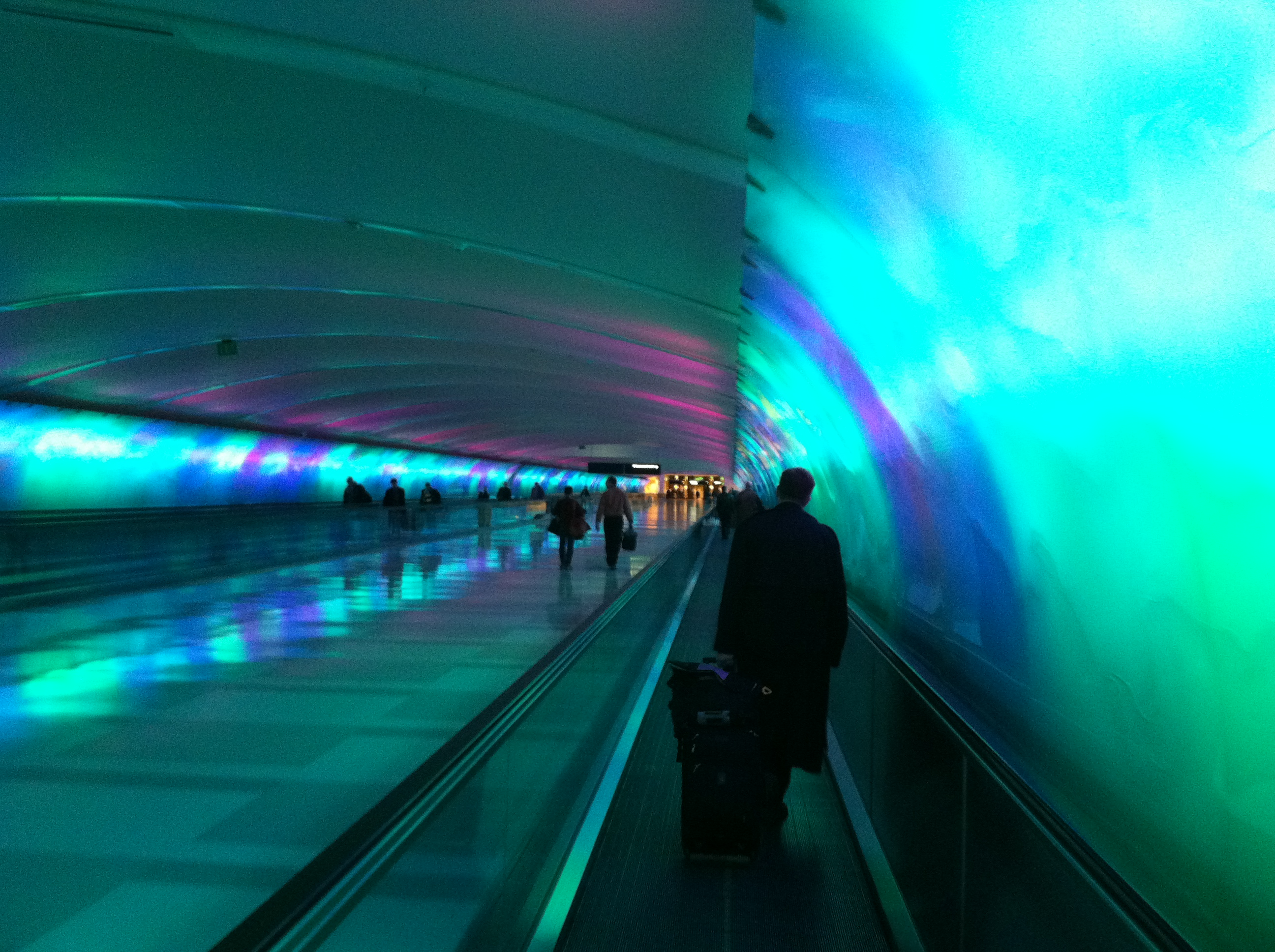 DTW Funky Tunnel