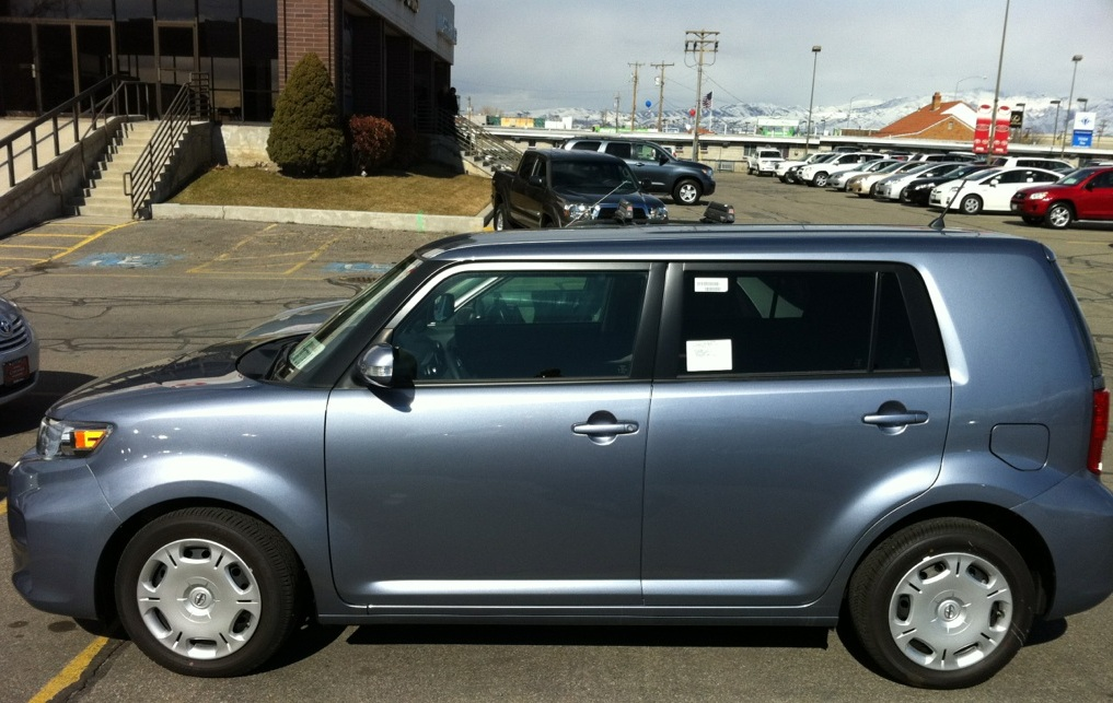 2011 Scion XB in Stingray