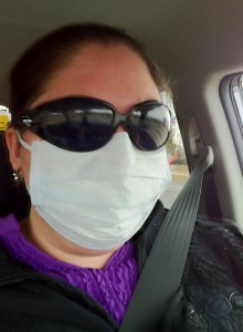 respiratory mask protection