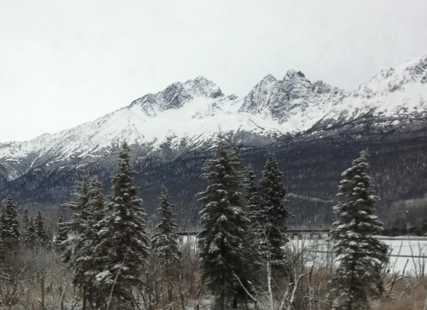 wasilla alaska view
