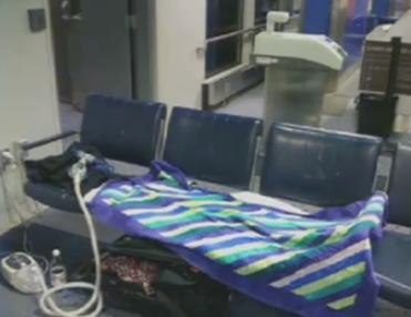 cpap machine on airplane
