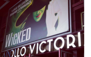 Wicked at Apollo Victoria London