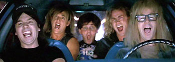 waynes world queen bohemian rhapsody