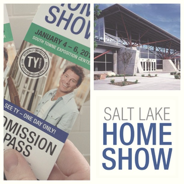 salt lake home show tickets