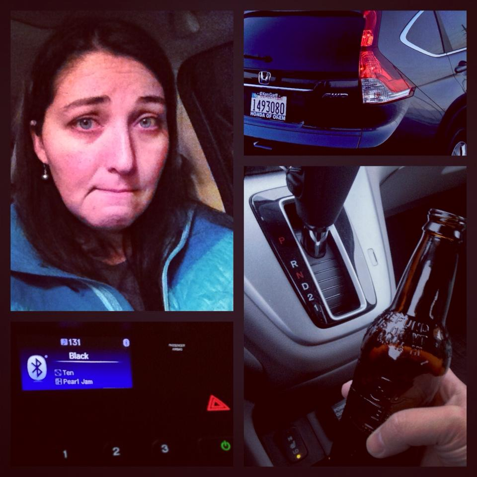 honda test drive 2013