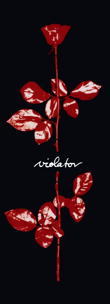 depeche mode violator rose