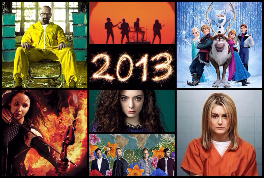 2013 pop culture year in review