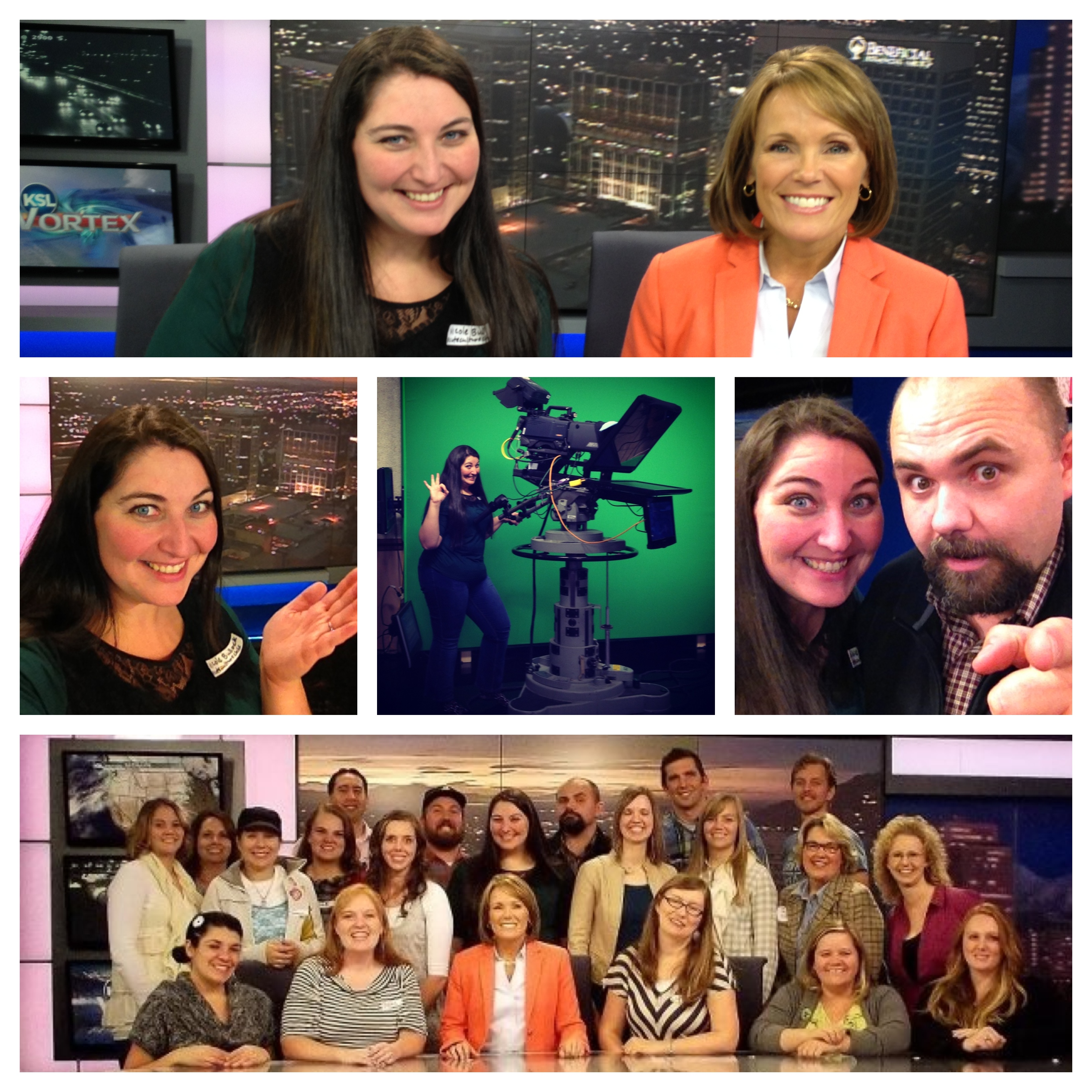 KSL Instameet with Utah Bloggers