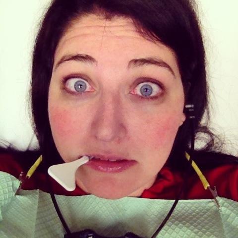 afraid of the dentist